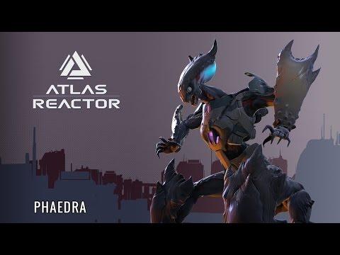 видео: atlas reactor 2 Геймплей за phaedra (18+)