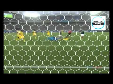 Mexico vs Cameroon 13th june Oribe Peralta GOAL - worldcupreplays