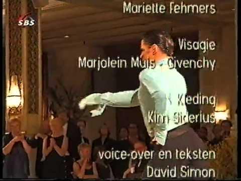 World Latin Trophy 2005 Honourdance - Zoran Plohl & tatsiana Lahvinovich peform chacha