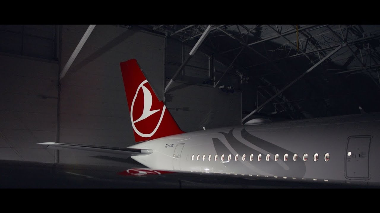Enjoy a Unique Journey with Our New A350s - Turkish Airlines