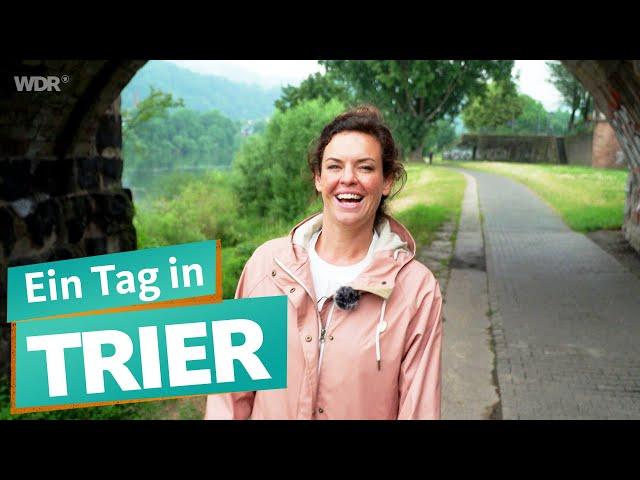 Ein Tag in Trier   WDR Reisen
