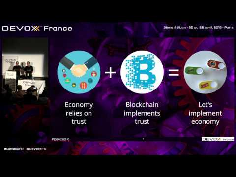 Blockchain as a Trust Machine ? Vers une économie programmable (Francois Galilee - Heykel Jelassi)