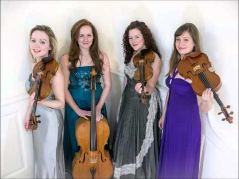 Master and Commander Boccherini for String Quartet