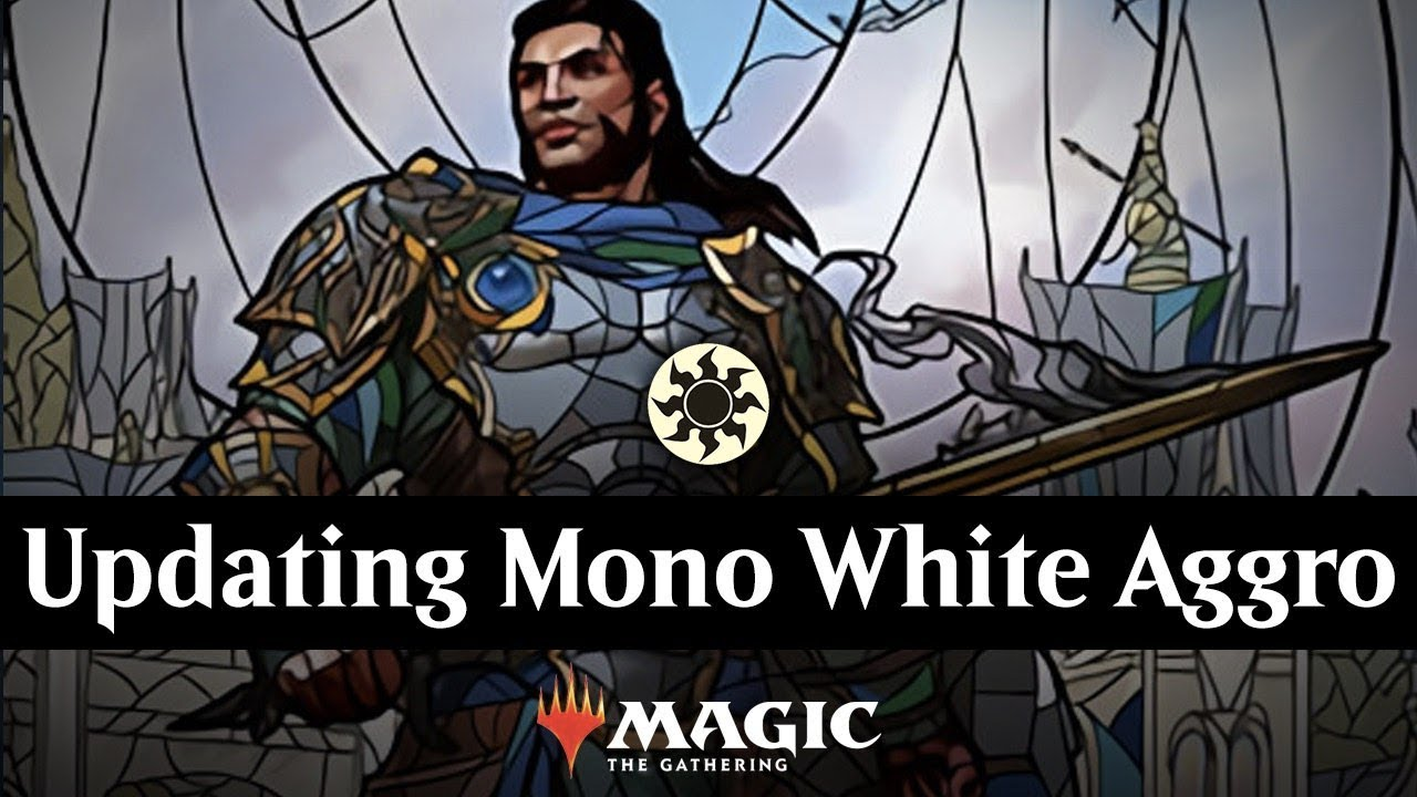 Updating Mono White Aggro with War of the Spark