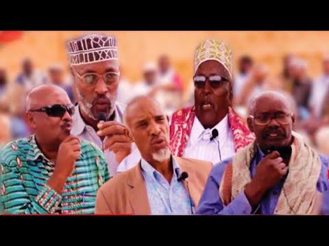 Download Garaadka Guud Ee Beesha Ugaadh yahan Oo Soo Gabagabeeyay Shirkii Beshaasi Uga Socday Deegaanka Xudun