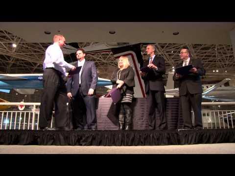 IAM Boeing Joint Apprenticeship Graduation