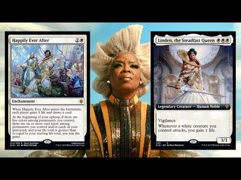 Throne of Eldraine Spoilers 17 - Oprah is Back!