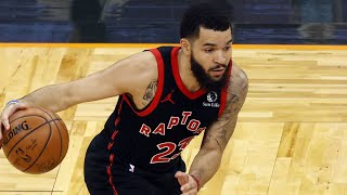 Fred VanVleet Made History Tonight and It's Inspirational
