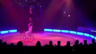 Duo LYD (vèlo acrobatique) Circus NOCK 2013
