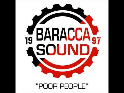 "Baracca Sound ""Poor People"" whole word riddim"
