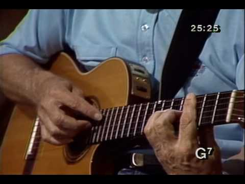 Beginner Guitar Lesson with Chet Atkins