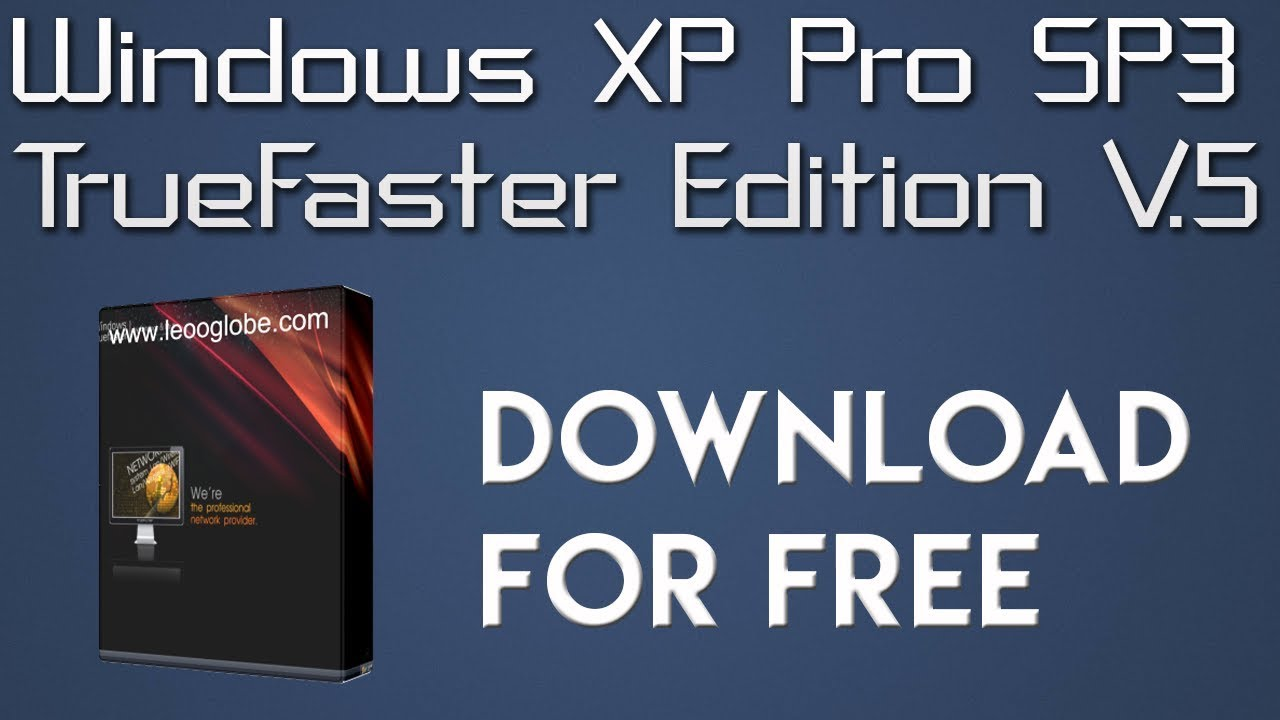 win xp pro iso download