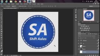 Como criar uma logotipo no Photoshop (Básico)