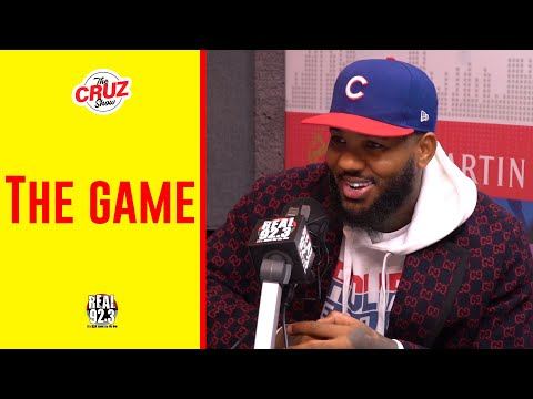 The Game Talks Eminem MGK Beef, New Album And Dr. Wisdon
