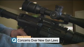 California Gun Law Changes Not Sitting Well With Owners
