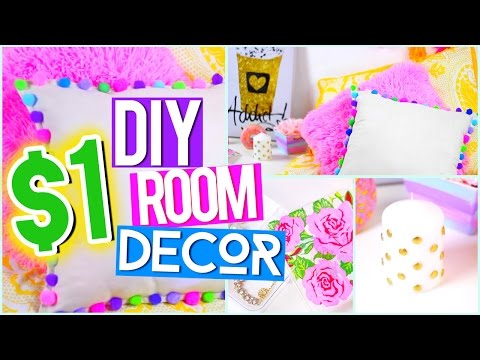 download video diy 1 room decor tumblr pinterest inspired