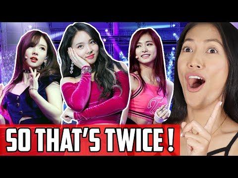 Twice 트와이스 - Beginners Guide Reaction  Best Breakdown Of The Popular Kpop Group Gaypop Style
