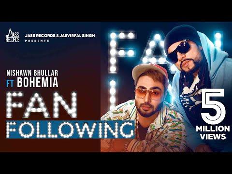 Fan Following  Full Hd  Nishawn Bhullar  New Punjabi Songs 2019  Jass Records