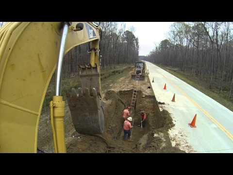 Telecom Construction - Hand Hole install - RMCS