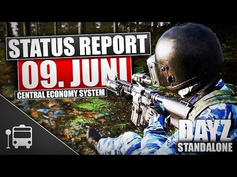 ◤Status Report 09.06.15 | DAYZ STANDALONE V0.57 | German Gameplay - Ricoo