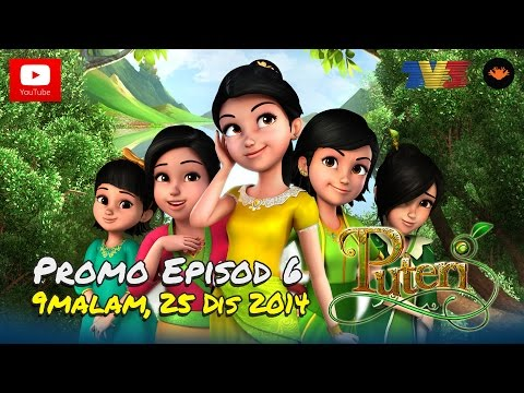 Promo Episod 6 : Puteri [25 Dis 2014,9PM, TV3]