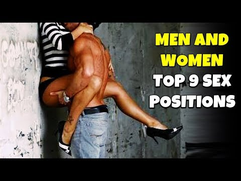 The Top 9 Sex Positions, According To Both Men And Women