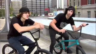 Garrett Reynolds, Kevin Kiraly   BMX in Philly    amp;quot;The Alli Show  BMX amp;quot; Pt  3bajaryoutube com