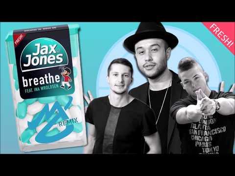 Jax Jones feat. Ina Wroldsen - Breathe (Marc Rayen & John Deeper Remix)