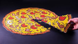 The Incredibly Cheesy Pizza Puzzle!!