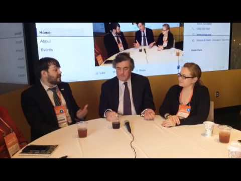 Interview of Dr. Christopher Fletcher at USCAP 2017 meeting