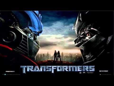 The Score  Arrival To Earth Transformers long version