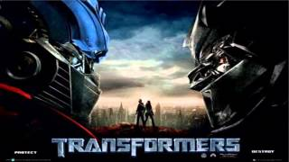 The Score - Arrival To Earth (Transformers) long version