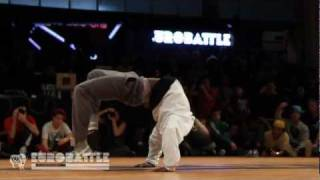Eurobattle 2011 Recap | Bboy, Crew, Locking, Popping Battles | Porto, Portugal | YAK FILMS
