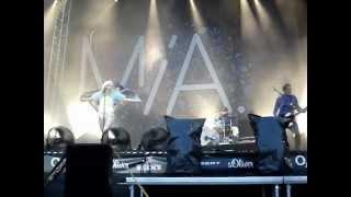 MIA. - Live - Rock im Park - Sturm - Opener