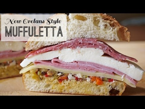 Celebrate Mardi Gras With a Muffuletta, the Mightiest of All Sandwiches | HuffPost Life