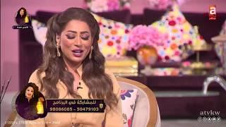 شيماء سبت خنقتها العبرة وهي تتحدث عن صابرين بورشيد