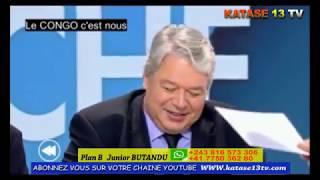 DEBAT HOULEUX PIERRE KOMPANY ET LES BELGES A PROPOS DE L'ESCLAVAGE AU CONGO