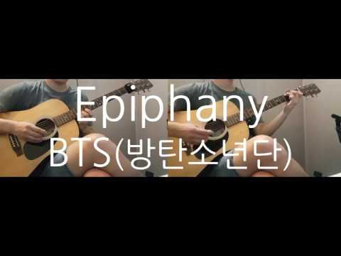 BTS(방탄소년단) - LOVE YOURSELF 結 Answer 'Epiphany' Guitar cover