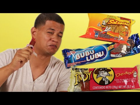 People Try Mexican Candy