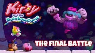 Kirby and the Rainbow Curse: The Final Battle 7-Boss