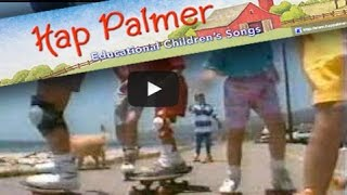 Turn On the Music Part I - Hap Palmer - www.happalmer.com