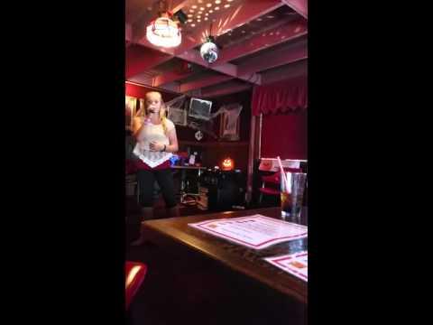 Uncover - Alyssa Karaoke