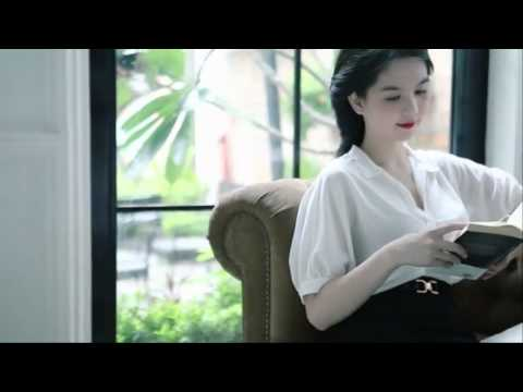 Ngọc Trinh at The Alcove Library Hotel Luxurious Boutique Hotel in Cho Chi Minh