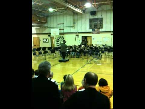 Rochester Middle School Band Concert 12/14/10