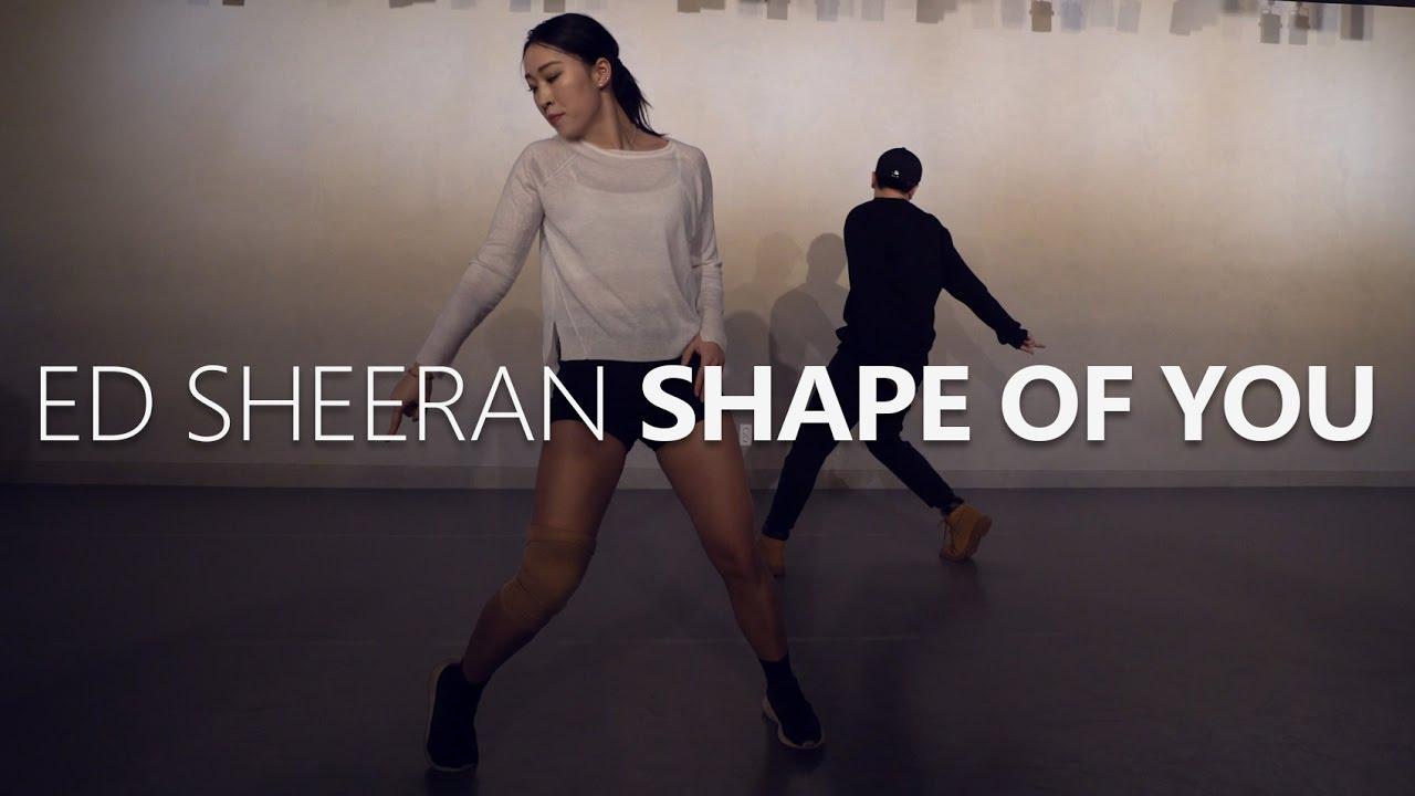 Shape Of You Ed Sheeran Choreography Jane Kim