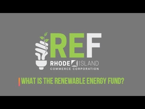 what-is-the-rhode-island-renewable-energy-fund