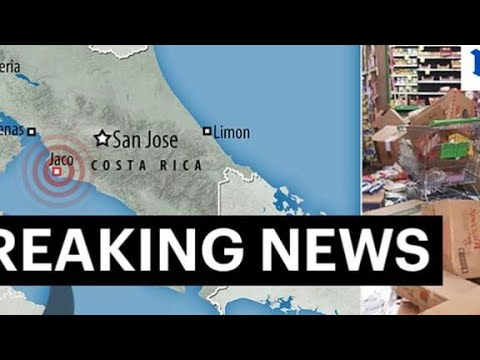 Magnitude 6.5 quake hits Costa Rica coast, shakes capital