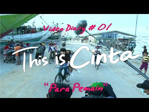 THIS IS CINTA Video Diary Eps 1