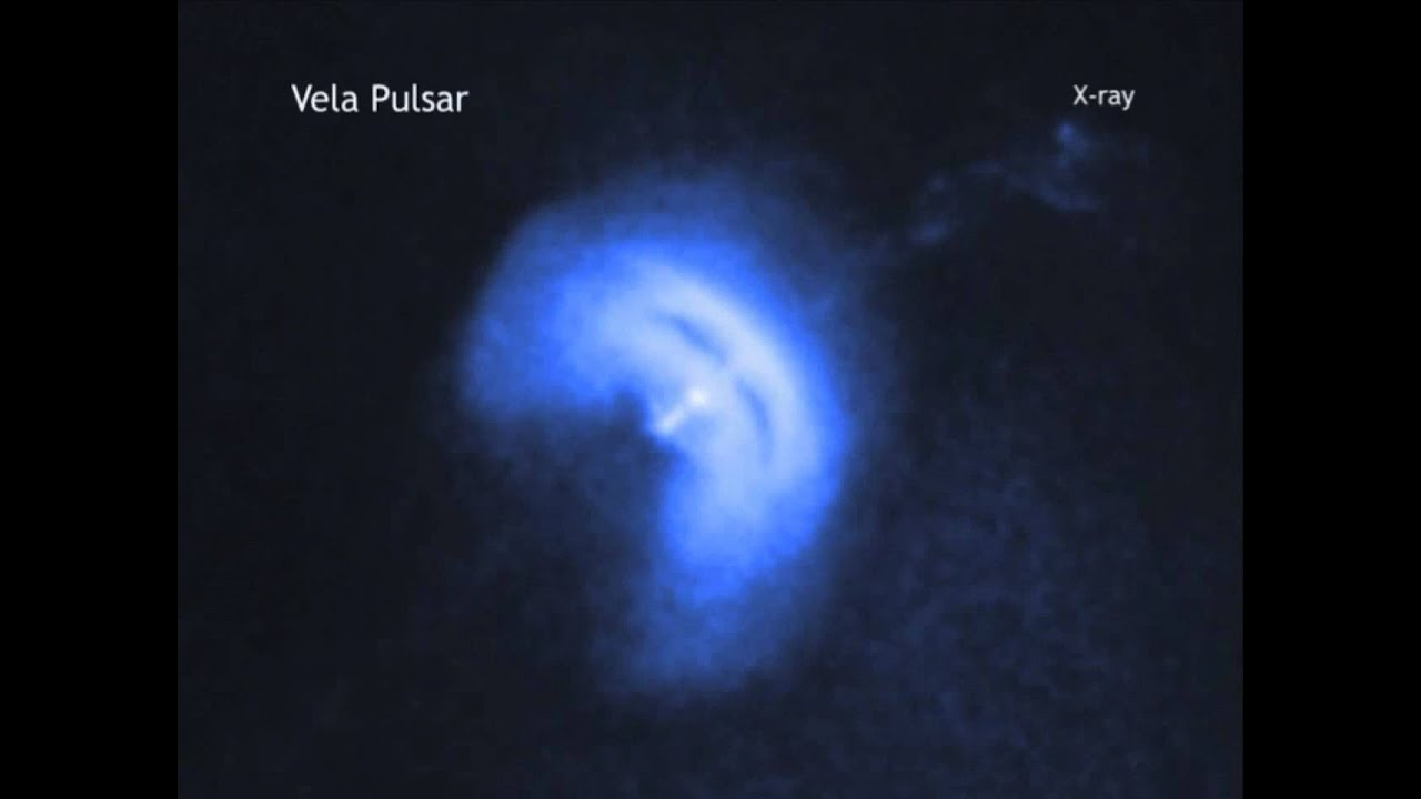 Fast Spinning Pulsar's Wobbles Whip-Up Plasma Jets | Video ...