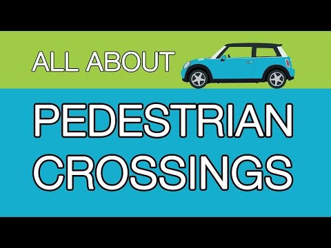 All You Need to Know About Pedestrian Crossings | miDrive